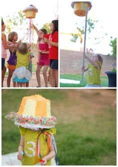 Sprinkles party ideas, Part 3-Activities