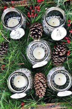 15 Countdown To Christmas DIY Advent Calendars