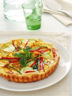 Scopri la quiche di verdure di Sale&Pepe e avrai il piacere di sperimentare tutta la squisita raffinatezza di questo celebre piatto francese.