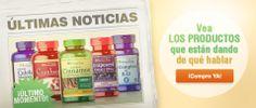 ¡¡Últimas noticias!! Mire todo estos productos que están dando que hablar... Nuestros productos destacados a su disposición.  http://es.puritan.com/a-z/productos-destacados/