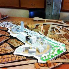 Projeto: requalificação urbana da Via Norte- Sul