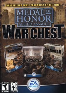 Medal of Honor Allied Assault - War Chest