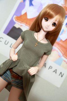 Smart Doll Mirai Suenaga by MS14S_GELGOOG