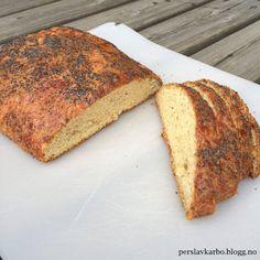 Landbrød Banana Bread, Desserts, Food, Blogging, Tailgate Desserts, Deserts, Eten, Postres, Dessert