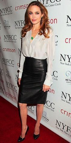 How to Rock a Leather Skirt – Fashion Style Magazine - Page 4