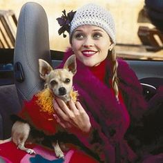 """""""legally blonde"""" reese witherspoon"""