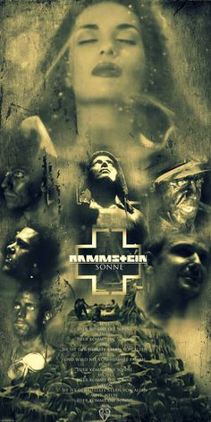 Listen to every Rammstein track @ Iomoio Till Lindemann, Sound Of Music, Music Is Life, Metal Bands, Rock Bands, Richard Kruspe, Best Rock, Band Posters, Piano Sheet Music