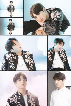 2017 BTS LIVE TRILOGY EPISODE Ⅲ THE WING TOUR MD PROGRAM BOOK Chapter 04-THE WINGS