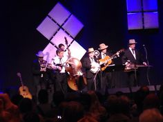 The Earls of Leicester storm the Wide Open Bluegrass. Raleigh, NC