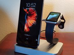 Introducing Belkin's New Charge Dock with integrated charger for the Apple Watch + iPhone