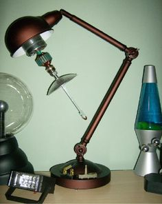 Make your own (non-functional) Mad Scientist Shrink Ray!