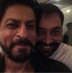 with Anurag Kashyap - Director?