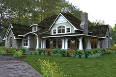 domy w stylu amerykańskim
