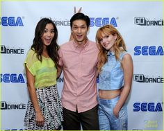 bella thorne sega event nyc 12