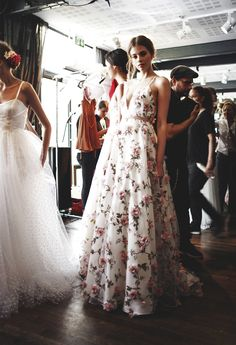 """Editorial and Runway fashion blog side-blog to my street-style blog fashionista559 """"A girl should be..."""