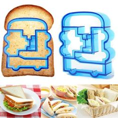 Cookies Mold Diy Sandwich Toast Cake Bread Biscuit Food Cutter