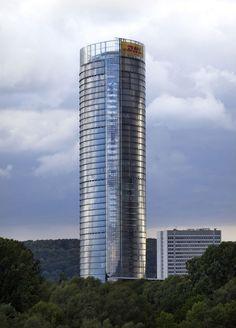 Post Tower / Murphy/Jahn