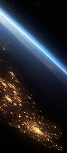 Look At These Spectacular Views Of Cities From Space