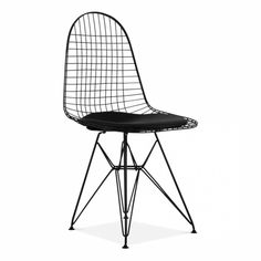 Eames DKR Wire Chair   Cafe & Dining Chairs   Cult Furniture UK