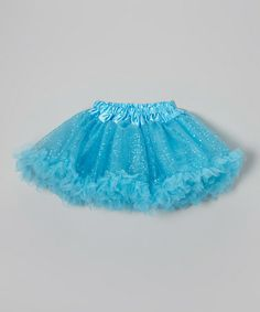 Turquoise Sequin Pettiskirt by Princess Expressions