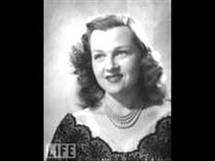 Jo Stafford & Gene Autry - My Heart Cries For You - YouTube