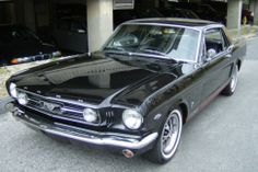 1966 Shelby Mustang GT360 Black