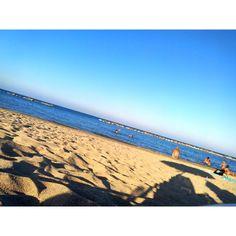 Perfect sea in Marche