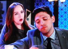 Mariah tries to find out what's troubling Noah.  He refuses to tell her of his involvement in Billy's accident.