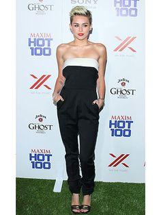 Miley Cyrus #mod #celebrities
