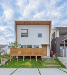 Modern Japanese home.