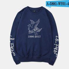 Men's Clothing Amiable Lil Pump Hip Hop Rapper T-shirt For Men Plus Size 5xl Group Tee