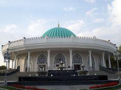 Museo de Amir Timur #tashkent #uzbekistan #asia #travel #tourism #takemysecrets