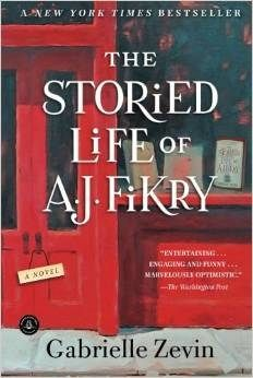 The Storied Life of A.J. Fikry by Gabrielle Zevin. Finished March 2015.