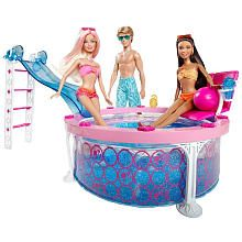 #Barbie KidPicks Glam Pool and Doll