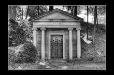 Elmwood Cemetery Crypt done in HDR | Flickr - Photo Sharing!
