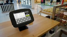 Maclocks Tablet POS at the The Cupcake Queens in Australia