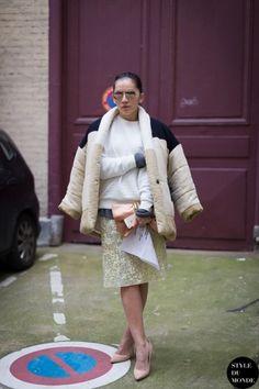 STYLE DU MONDE / Haute Couture SS 2014 Street Style: Tina Leung  // #Fashion, #FashionBlog, #FashionBlogger, #Ootd, #OutfitOfTheDay, #StreetStyle, #Style