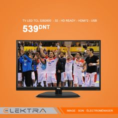 "TV LED TCL 32"" LED32B2600 32BB2600 #TV #Worldcup #LED"