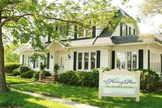 The Hiding Place Bed & Breakfast offers quiet luxury accommodations where you can get away from it all.  Host a spiritual retreat or small business retreat where you can reserve the entire house and use the elegant common areas, baby grand piano, and full service kitchen.