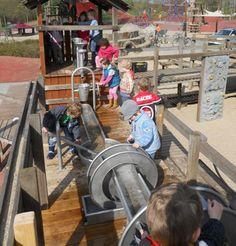 Waterspeeltoestel Maxipark - - Klik voor een grotere foto