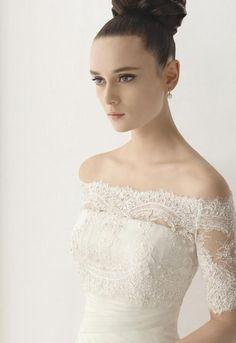 Rosa Clara Oriol Bridal Gown
