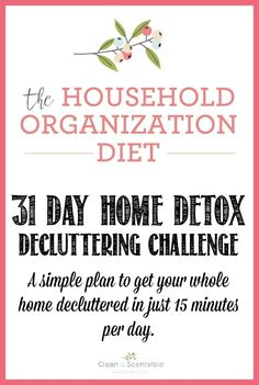 Get things declutter