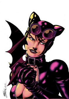 Hey give that back, Catwoman!!