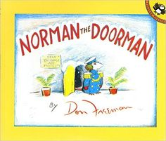Norman the Doorman: Don Freeman: 9780140502886: Books - Amazon.ca