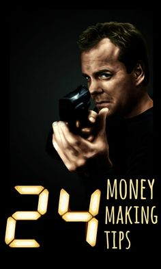 If Jack Bauer was going to make money these are 24 ways he'd probably do it!