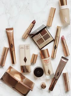 Updated Charlotte Tilbury Makeup Collection