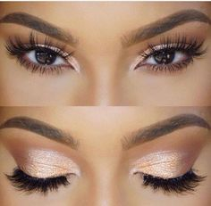 Neutral Glam . #MadameMadeline #Lashes #Extension #neutral #glam