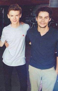 Thomas & Dylan