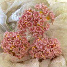 Vintage Style Millinery Flowers Forget Me by homesteadtreasures, $3.75