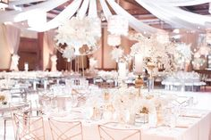 When you combine one stunning Vera Wang bride with her dashing childhood sweetheart and a dream team of vendors you get a little slice of heaven.